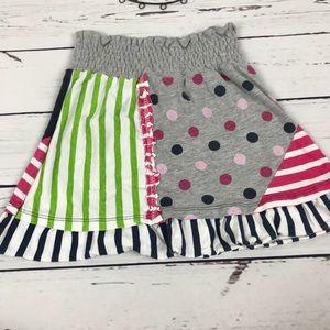 Girls' Clothing (newborn-5t) Naartjie Skirt Girls Size 4t Polka Dot Striped